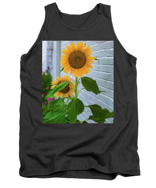 Urban Sunflower Tank Top