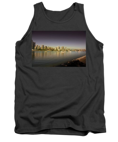 Vancouver In Magical Hours Tank Top