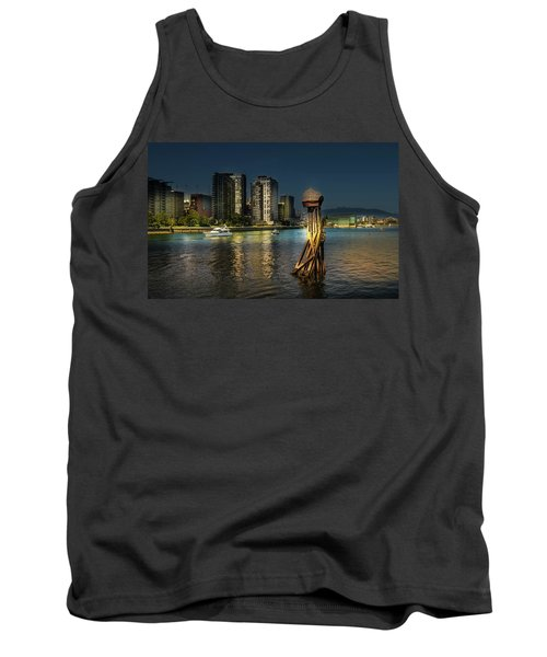 Vancouver Sunset Tank Top