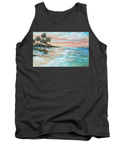 Walking The Dog II Tank Top