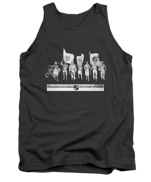 Wall Relief Tank Top