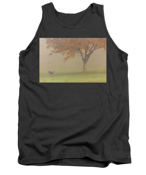 Walnut Farmer, Beynac, France Tank Top