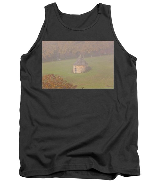 Walnut Farmers, Beynac, France Tank Top