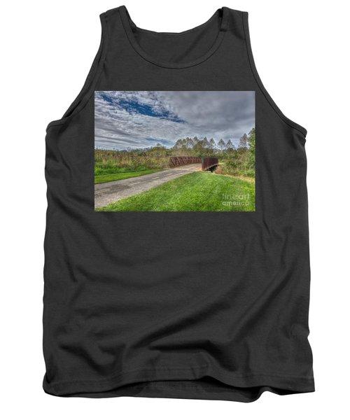 Walnut Woods Bridge - 1 Tank Top