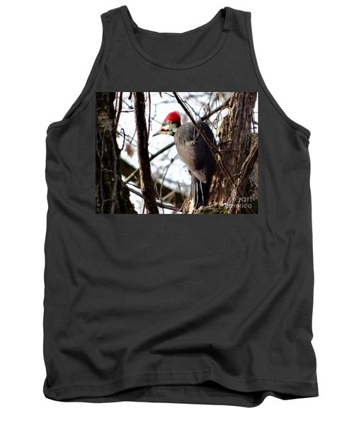 Warypileated Tank Top