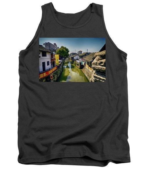 Water Village Tank Top