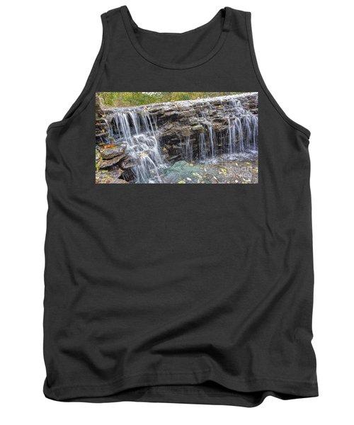 Waterfall @ Sharon Woods Tank Top