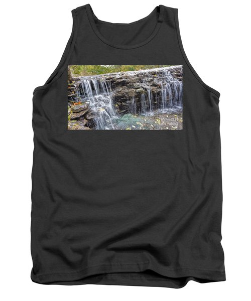 Waterfall @ Sharon Woods Tank Top