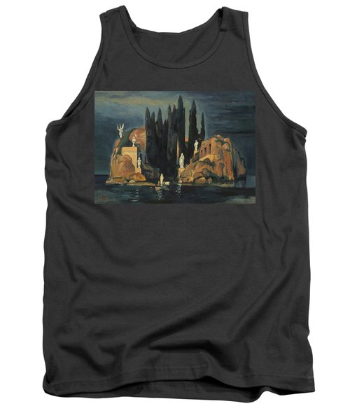 We Are Waiting For You Tank Top