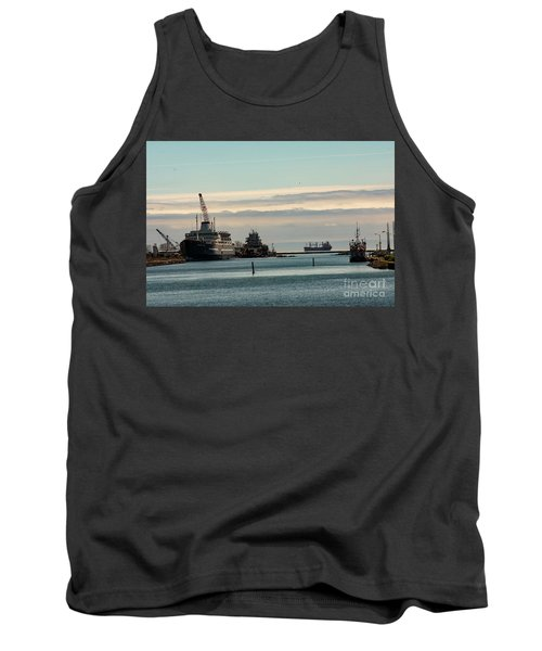 Welland Canal Ships Tank Top