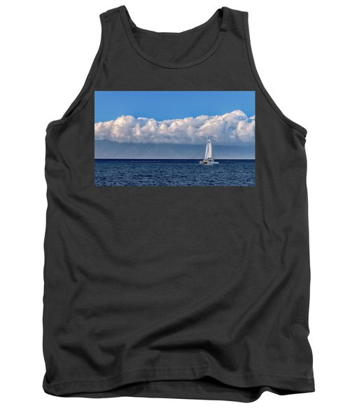 Whale Watching Tank Top