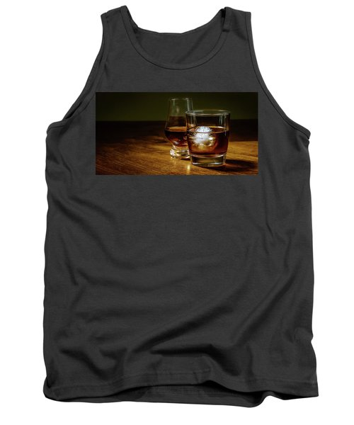 Whisky For Two Tank Top
