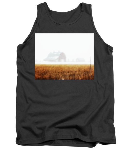 White Out Tank Top