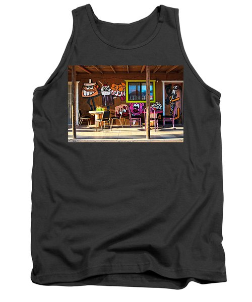 Wild West Dining Tank Top
