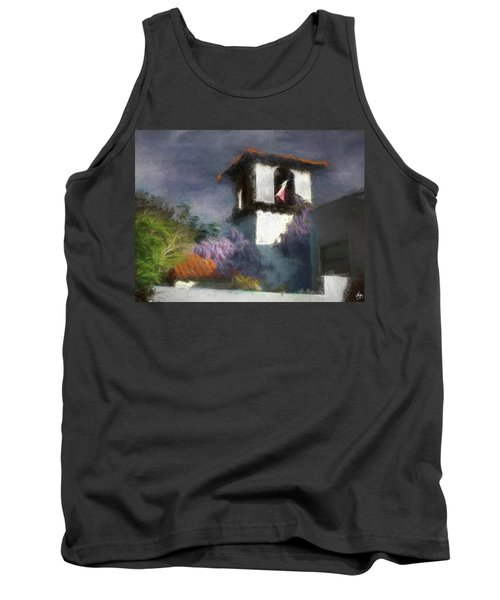 Wind In The Tower Washline Tank Top