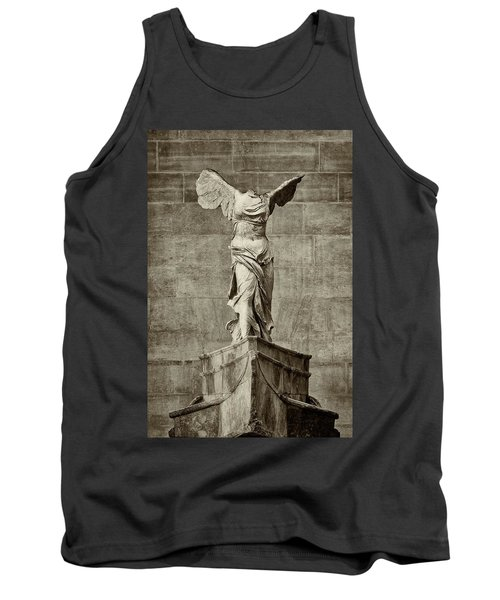 Winged Victory Of Samothrace - #14 Tank Top