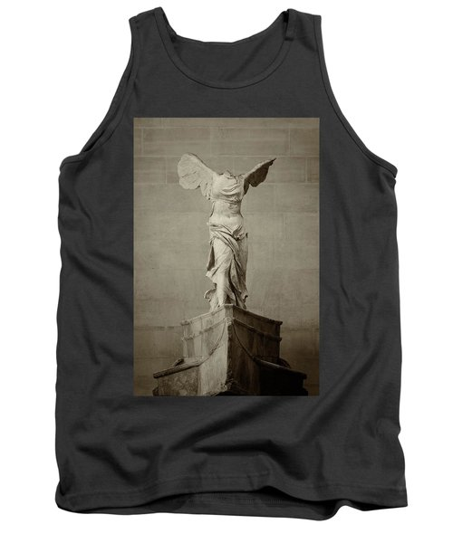 Winged Victory Of Samothrace - #15 Tank Top