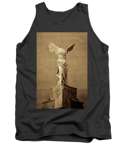 Winged Victory Of Samothrace - #5 Tank Top