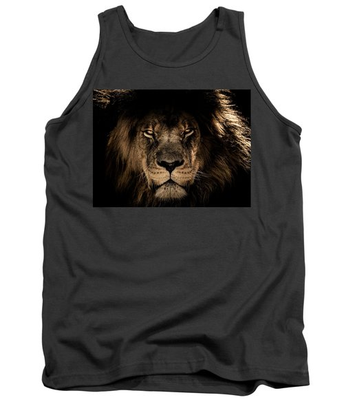 Wise Lion Tank Top