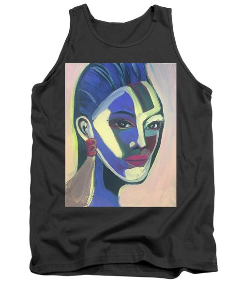 Woman Of Color Tank Top