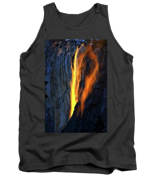 Yosemite Fire And Ice Tank Top