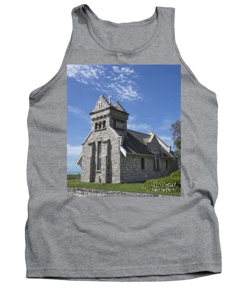 Church In New Zealand Tank Top