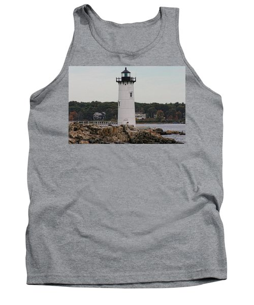 Fort Constitution Light Tank Top