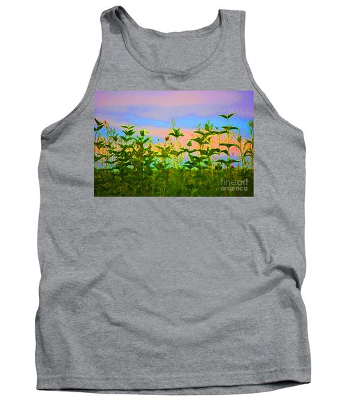 Meadow Magic Tank Top by First Star Art