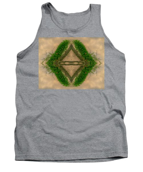 Orchard In The Sky Tank Top