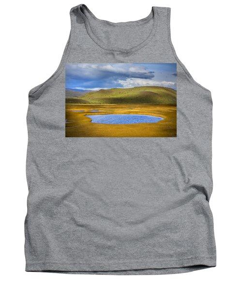 Patagonian Lakes Tank Top