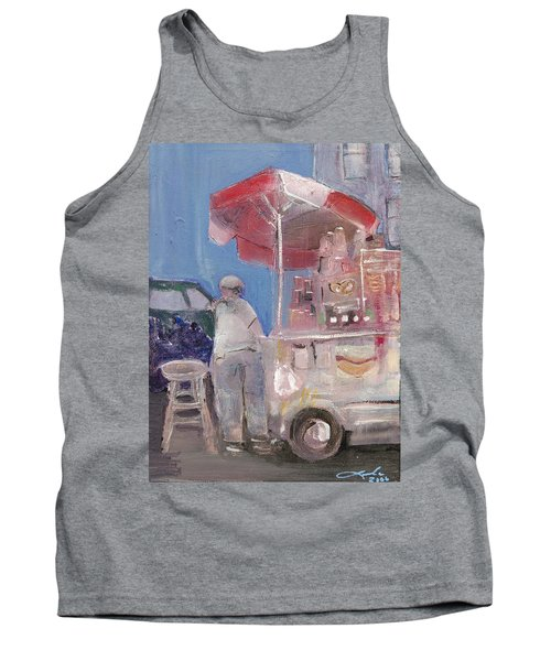 Stand On The Corner Tank Top