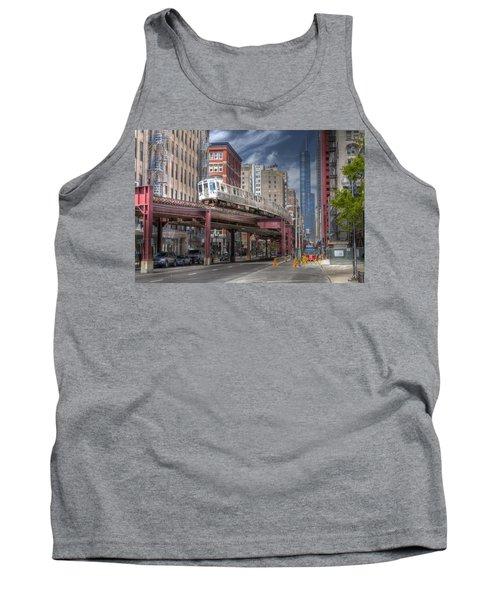 0489 Wabash Avenue Chicago Tank Top
