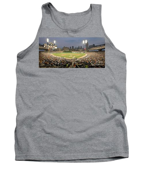 0555 Comerica Park Detroit Tank Top