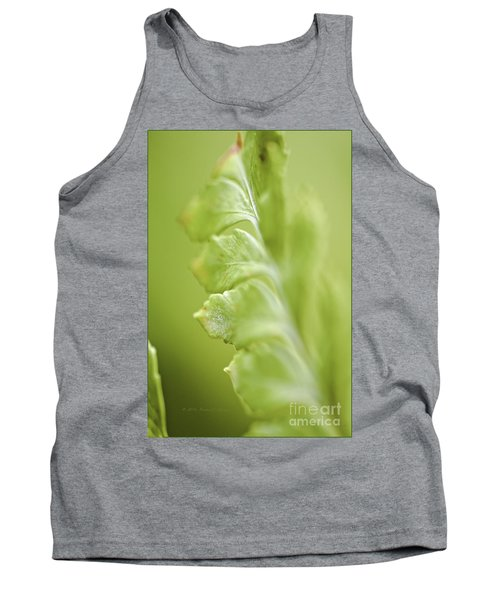 Fern Fronds Tank Top
