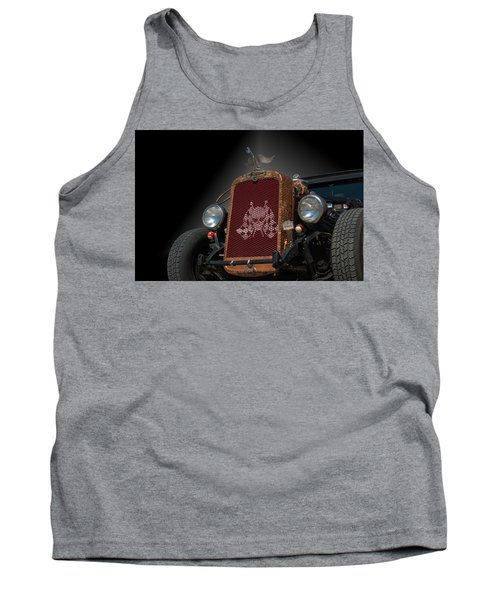 1931 Nash Coupe Hot Rod Tank Top by Tim McCullough