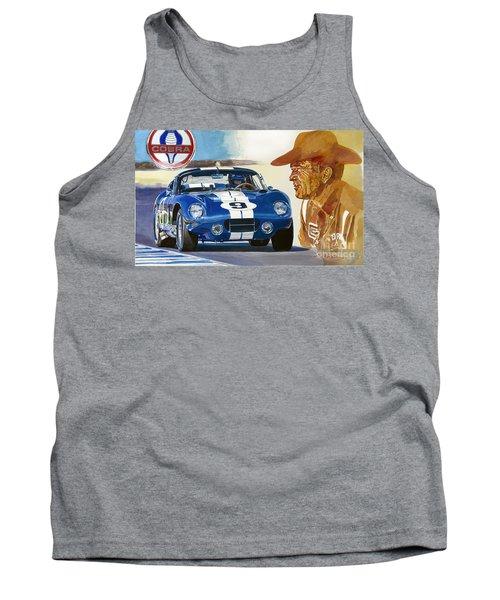 64 Cobra Daytona Coupe Tank Top