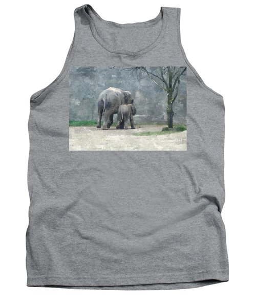 A Mothers Love Tank Top