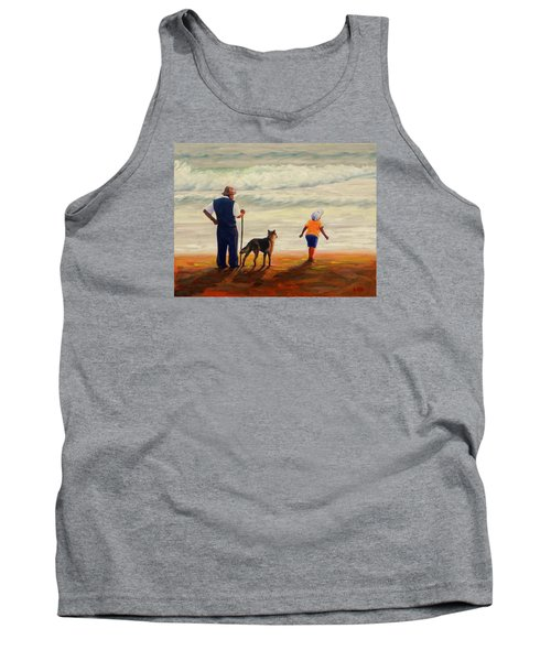 A Wish To The Waves Tank Top