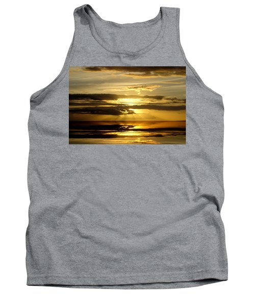 Abstract 91 Tank Top