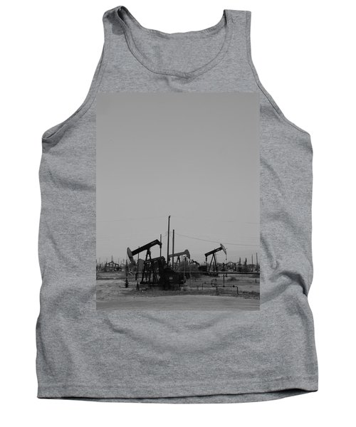 Black Gold Tank Top