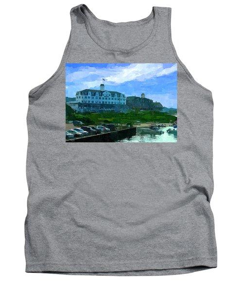 Block Island Tank Top