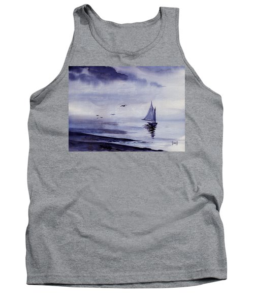 Boat Tank Top by Sam Sidders