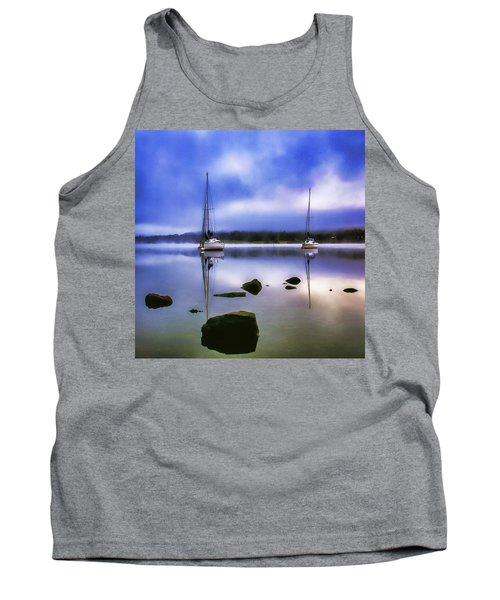 Boats On Ullswater Tank Top