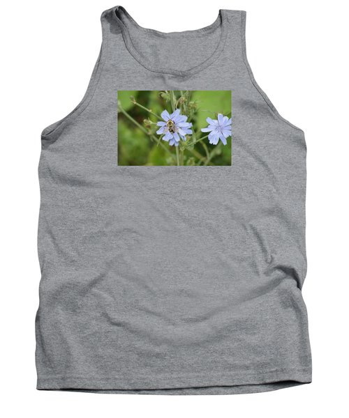 Tank Top featuring the photograph Bumble Bee by Heidi Poulin
