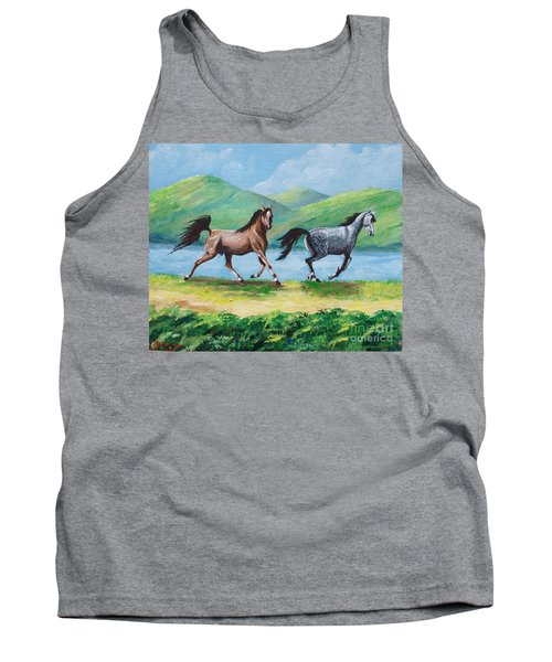 Colt And Mare Tank Top