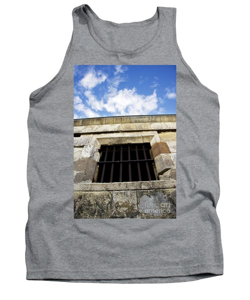 Convict Cell Tank Top