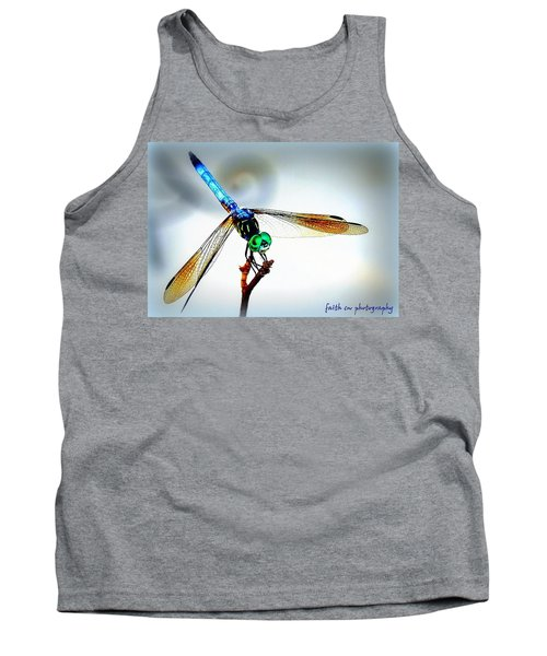 Fly Dragon Tank Top