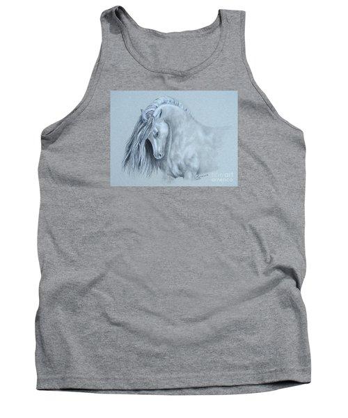 Grey Horse Tank Top