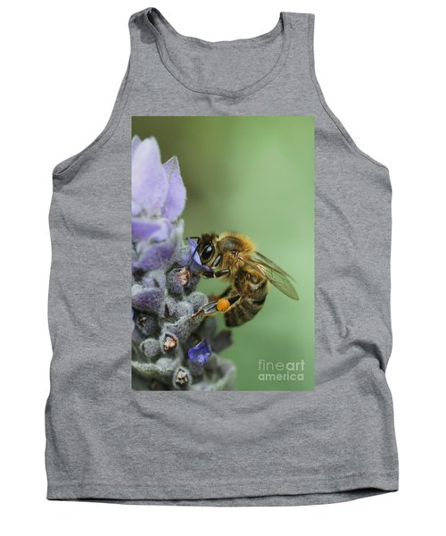 Happy Bee Tank Top