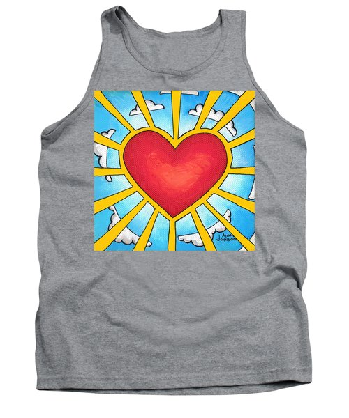 Heart Shine Tank Top